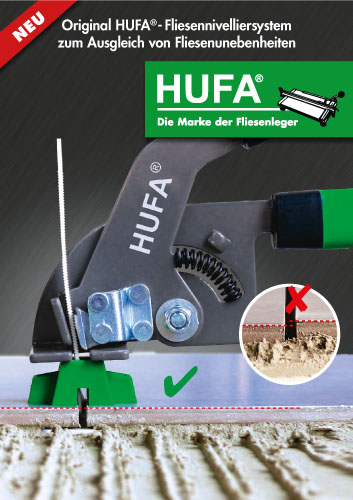 HUFA-Nivelliersystem